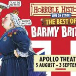 Horrible Histories back in the West End
